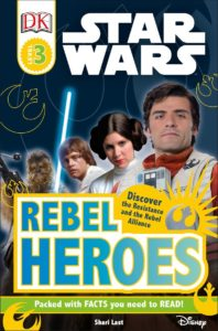 Rebel Heroes (DK Readers Level 3) (03.01.2017)