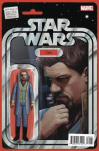 Darth Vader #22 (Action Figure Variant Cover) (29.06.2016)