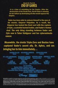Darth Vader #22 - Vorschauseite 1