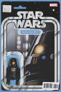 Darth Vader #23 (Action Figure Variant Cover) (20.07.2016)