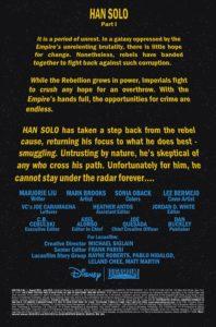 Han Solo #1 - Vorschauseite 1