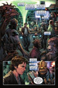 Han Solo #1 - Vorschauseite 2