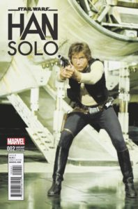 Han Solo #2 (Movie Variant Cover) (06.07.2016)