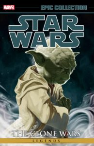 Star Wars Legends Epic Collection: The Clone Wars Volume 1 (10.01.2016)