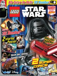 LEGO Star Wars Magazin #13 (18.06.2016)