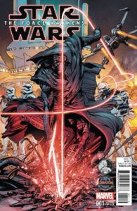 Star Wars: The Force Awakens #1 (Neal Adams Nickel City Con Variant Cover) (13.08.2016)