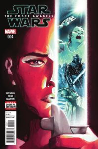 Star Wars: The Force Awakens #4 (14.09.2016)