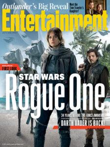 Entertainment Weekly - <em>Rogue One</em>