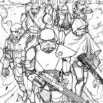 Star Wars 21 - Vorschauskizze 3