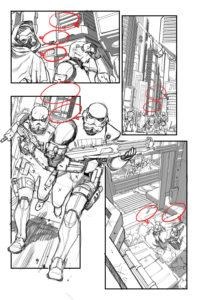 Star Wars 21 - Vorschauskizze 5