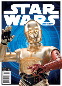 Star Wars Insider #166 (Comicstore Cover)