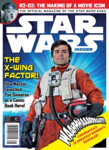 Star Wars Insider #166 (Newsstand Cover) (14.06.2016)