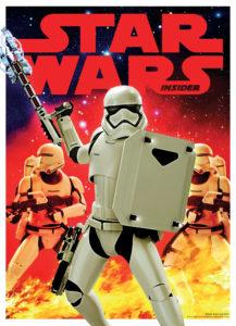 Star Wars Insider #166 (Subscriber Cover)