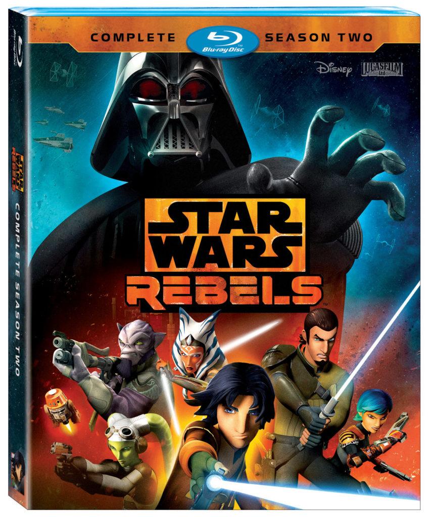 Star Wars Rebels Staffel 2 (Blu-ray)