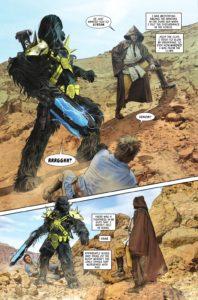 Star Wars #20 - Vorschauseite 2