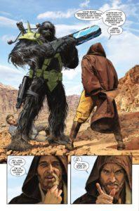Star Wars #20 - Vorschauseite 3