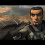 Saw Gerrera in The Clone Wars