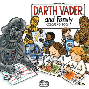 Darth Vader and Family Coloring Book (28.03.2017)