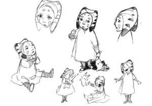 Ahsoka als Kind - Bild 1