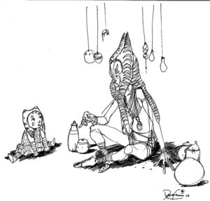 Ahsoka als Kind - Bild 2