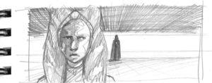 Ahsoka vs. Vader - 2