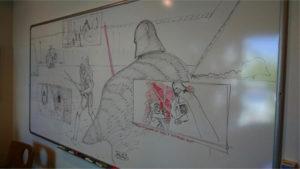 Whiteboard: Ahsokas Duell