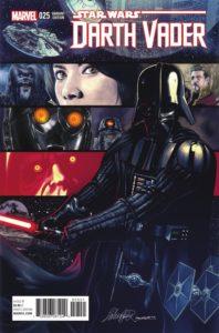 Darth Vader #25 (Salvador Larroca Variant Cover) (12.10.2016)