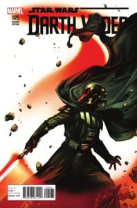 Darth Vader #25 (Kamome Shirahama Variant Cover) (12.10.2016)