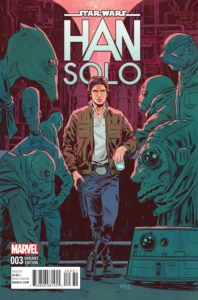 Han Solo #3 (Michael Walsh Variant Cover) (31.08.2016)