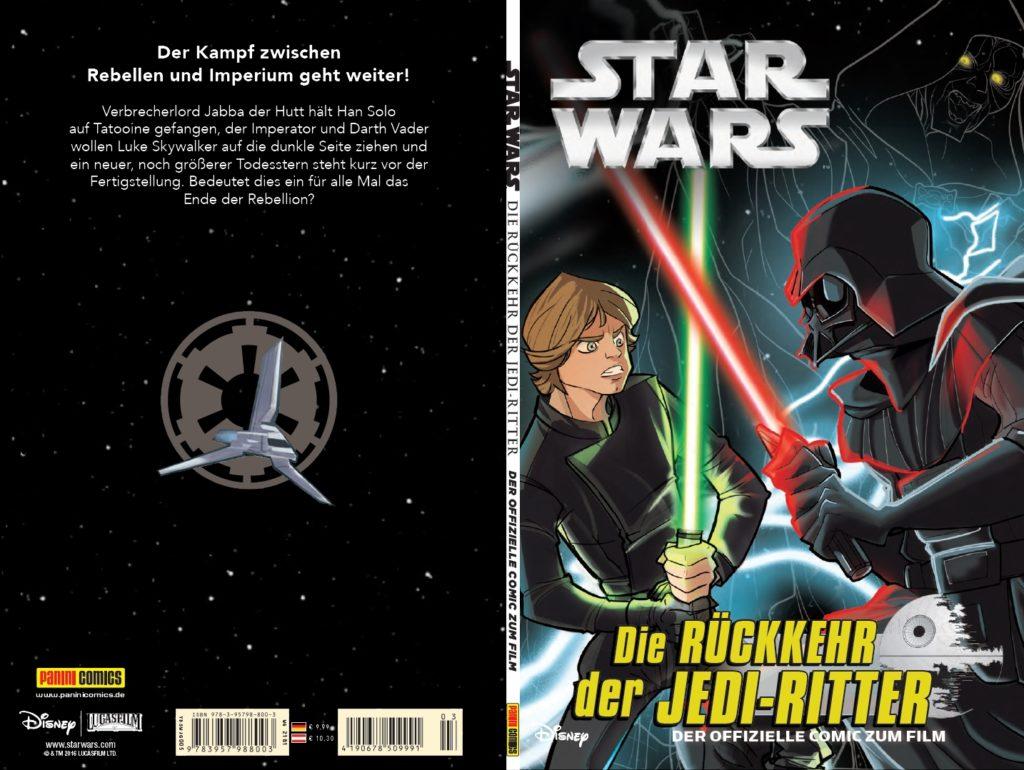 Star Wars: Die Rückkehr der Jedi-Ritter - Die Junior Graphic Novel (22.08.2016)