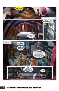 Die Rückkehr der Jedi-Ritter - Seite 6