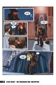 Die Rückkehr der Jedi-Ritter - Seite 8