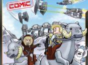 LEGO Star Wars Comic Sammelband 3: Die Rebellen gegen das Imperium (08.10.2016)