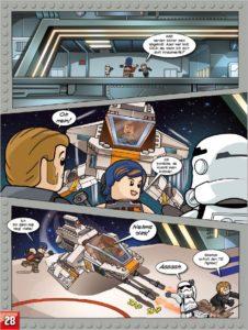LEGO Star Wars Magazin #14 - Vorschau Seite 28