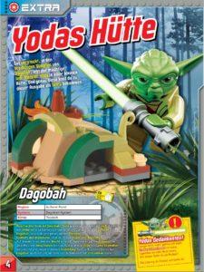 LEGO Star Wars Magazin #14 - Vorschau Seite 4