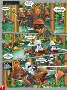 LEGO Star Wars Magazin #14 - Vorschau Seite 6