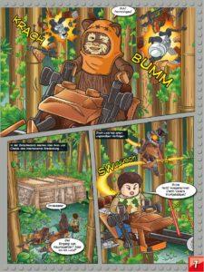 LEGO Star Wars Magazin #14 - Vorschau Seite 7