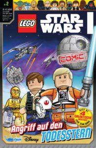 LEGO Star Wars Sammelband #1 - Angriff auf den Todesstern (09.07.2016)