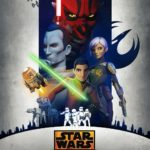 Star Wars Rebels Staffel 3 - Poster