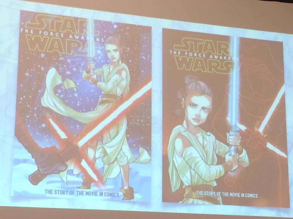 The Force Awakens - Junior Graphic Novel