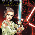 The Force Awakens - Junior Graphic Novel - Cover 1