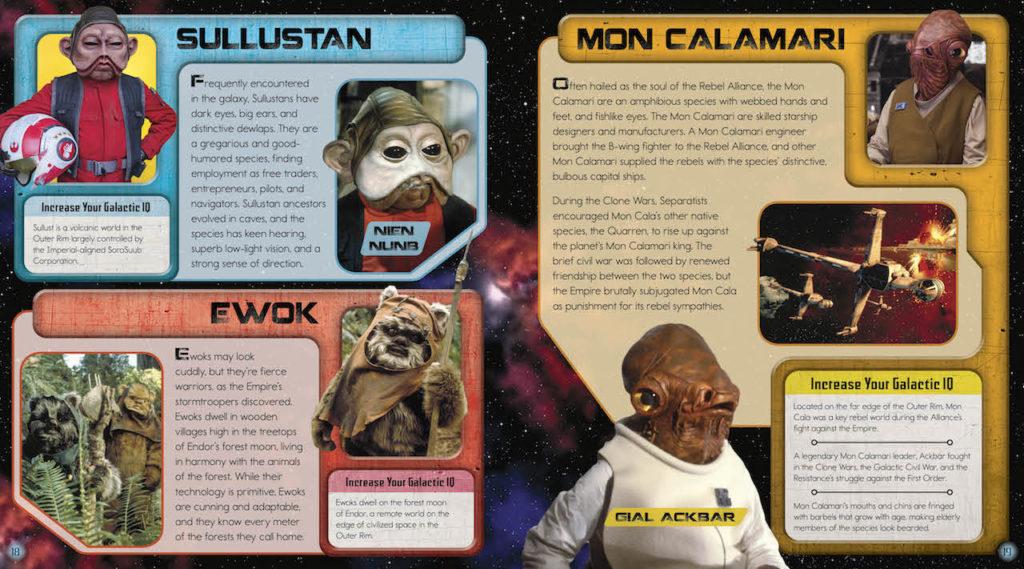 Aliens of the Galaxy - Vorschauseite 2