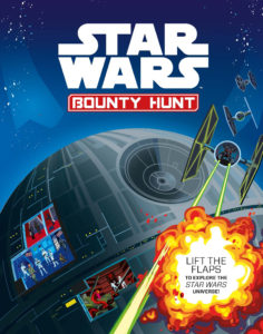 Bounty Hunt - Lift-the-Flap Book (13.07.2017)