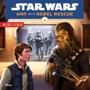Han and the Rebel Rescue (02.05.2017)