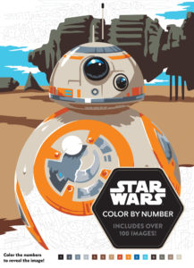 Star Wars: Color by Number (13.06.2017)