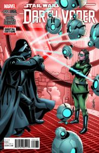 Darth Vader #22 (2nd Printing) (21.09.2016)