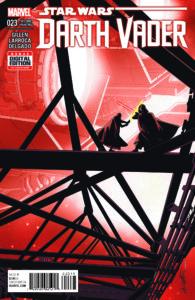 Darth Vader #23 (2nd Printing) (21.09.2016)