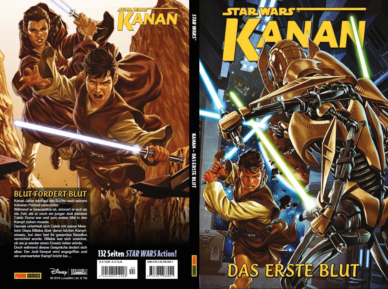 Kanan II: Das erste Blut (19.09.2016)