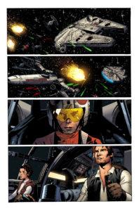 Star Wars #22 - Vorschauseite 2
