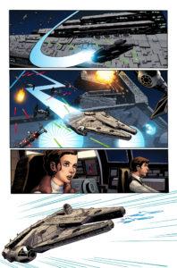 Star Wars #22 - Vorschauseite 4